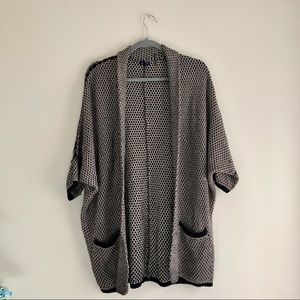 Splendid • Knit Dolman Sleeve Cardigan